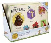 Der Grüffelo, Steckpuzzle (Kinderpuzzle)