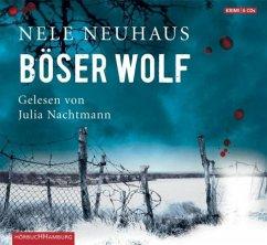 Böser Wolf / Oliver von Bodenstein Bd.6 (MP3-Download) - Neuhaus, Nele