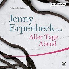 Aller Tage Abend (MP3-Download) - Erpenbeck, Jenny