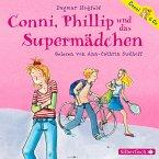 Conni, Phillip und das Supermädchen / Conni & Co Bd.7 (MP3-Download)