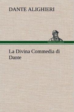 La Divina Commedia di Dante