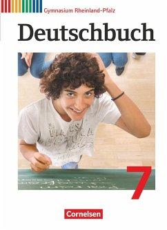 Deutschbuch 7. Schuljahr Gymnasium Rheinland-Pf...