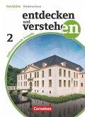 Entdecken und Verstehen 02: 7./8. Schuljahr Niedersachsen. Schülerbuch