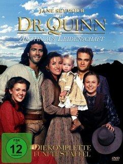 Dr. Quinn: Ärztin aus Leidenschaft - Staffel 5