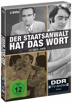 Der Staatsanwalt hat das Wort - Box 2: 1971 - 1975 DVD-Box