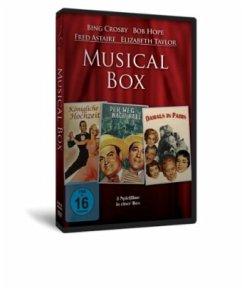 Musical Box DVD-Box