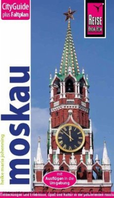 Reise Know-How CityGuide Moskau