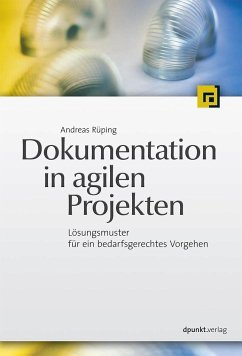 Dokumentation in agilen Projekten - Rüping, Andreas