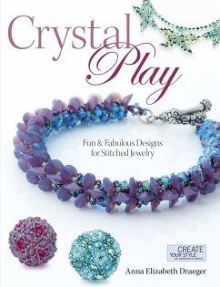 Crystal Play: Fun & Fabulous Designs for Stitch...