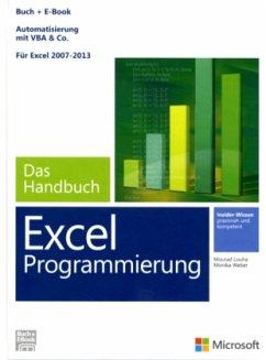 Microsoft Excel Programmierung - Das Handbuch (...