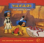 Yakari - Die große Dürre, 1 Audio-CD