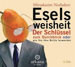 Eselsweisheit (MP3-Download) - Norbekov, Mirsakarim