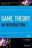Game Theory 2e