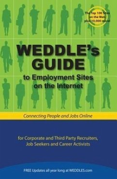Weddle's Guide to Employment Sites on the Internet: For Corporate and Third Party Recruiters, Job Seekers and Career Activists