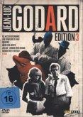 Jean-Luc Godard - Edition 3 DVD-Box