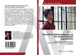 Berufliche Bildungsberatung für benachteiligte Jugendliche - Boywitt, Gabriele