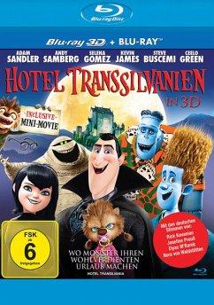 Hotel Transsilvanien - 2 Disc Bluray