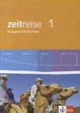 Zeitreise. Neue Ausgabe für Sachsen. Schülerbuch