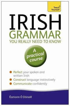 Irish Grammar You Really Need to Know: Teach Yourself - O'Donaill, Eamonn