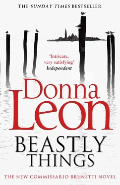 Beastly Things - Leon, Donna