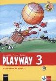 Playway ab Klasse 3. 3.Schuljahr. Activity Book mit Audio-CD