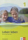 Leben leben - Neubearbeitung. Werte und Normen - Ausgabe für Niedersachsen. Schülerbuch 5.-6. Klasse