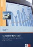 Lambacher Schweizer für berufliche Gymnasien. 12. und 13. Schuljahr. Trainingsheft Analysis