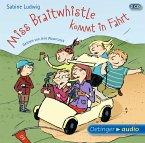 Miss Braitwhistle kommt in Fahrt / Miss Braitwhistle Bd.2 (2 Audio-CDs)