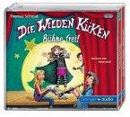 Bühne frei! / Die Wilden Küken Bd.7 (3 Audio-CDs)