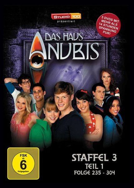 Das Haus Anubis Staffel 3 Folge 1