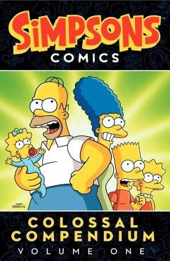 Simpsons Comics Colossal Compendium Volume 1 - Groening, Matt