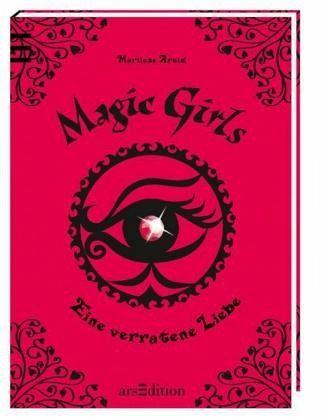 Buch-Reihe Magic Girls von Marliese Arold