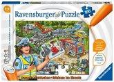Ravensburger 00554 - tiptoi®, Puzzeln, Entdecken, Erleben: Im Einsatz, 100 Teile