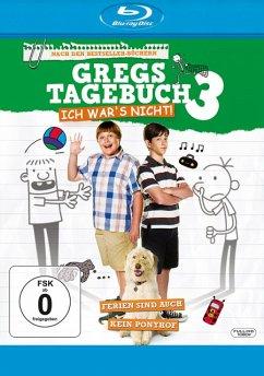 Gregs Tagebuch 3 - Ich war's nicht Hollywood Collection
