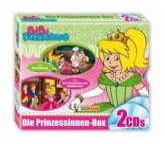 Prinzessinnen-Box / Bibi Blocksberg Bd.32+98 (2 Audio-CDs)