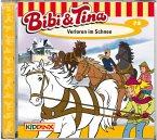Verloren im Schnee / Bibi & Tina Bd.73 (1 Audio-CD)