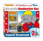 Handwerker Box / Benjamin Blümchen Bd.109/118 (2 Audio-CDs)