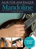 Nur für Anfänger, Mandoline, m. Audio-CD