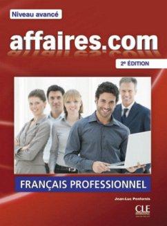 Livre de l'élève, m. DVD-ROM / affaires.com, 2ème édition