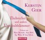 Ehebrecher und andere Unschuldslämmer, 4 Audio-CDs