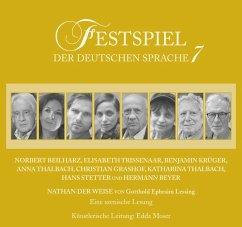 Festspiel der deutschen Sprache, 3 Audio-CDs