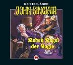 Sieben Siegel der Magie / Geisterjäger John Sinclair Bd.80 (1 Audio-CD)