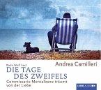 Die Tage des Zweifels / Commissario Montalbano Bd.14 (4 Audio-CDs)