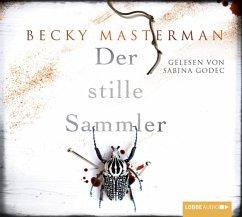 Der stille Sammler / Brigid Quinn Bd.1 (6 Audio-CDs) - Masterman, Becky