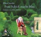 Frau Schick macht blau, 6 Audio-CDs