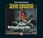 Kalis Schlangengrube / Geisterjäger John Sinclair Bd.85 (1 Audio-CD)