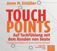 Touchpoints, 8 Audio-CDs - Schüller, Anne M.