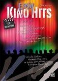 Easy Kino Hits für Blockflöte, m. 1 Audio-CD