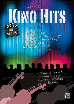 Kino Hits für Violine, m. 1 Audio-CD