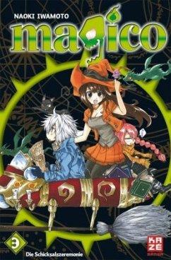 Magico Bd.3 - Iwamoto, Naoki